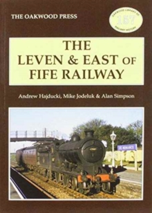 The Leven & East of Fife Railway, Paperback Book