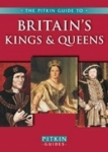 Britain's Kings and Queens, Paperback Book