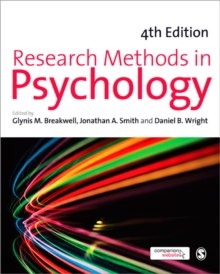 Research Methods in Psychology, Paperback Book