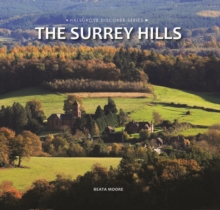 The Surrey Hills, Hardback Book