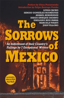 The Sorrows of Mexico, Paperback Book