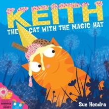Keith the Cat with the Magic Hat, Paperback Book