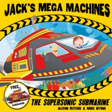 Jack's Mega Machines: Submarine, Paperback Book