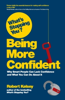 What's Stopping You Being More Confident?, Paperback Book