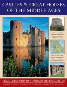 Castles & Great Houses of the Middle Ages, Paperback Book