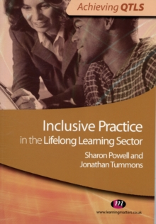Inclusive Practice in the Lifelong Learning Sector, Paperback Book