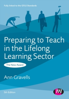 Preparing to Teach in the Lifelong Learning Sector, Paperback Book