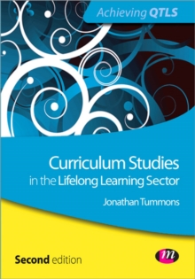 Curriculum Studies in the Lifelong Learning Sector, Paperback Book