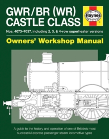 Castle Class Manual, Hardback Book