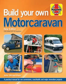 Build Your Own Motorcaravan, Hardback Book