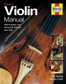 Violin Manual, Hardback Book