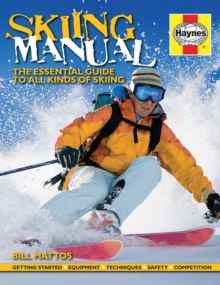 Skiing Manual, Hardback Book