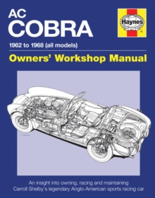 AC Cobra : 1962 to 1968 (All Models), Hardback Book