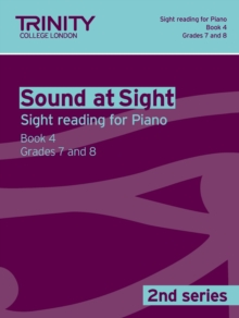 Sound at Sight Piano : Grades 7 - 8 Bk. 4, Paperback Book