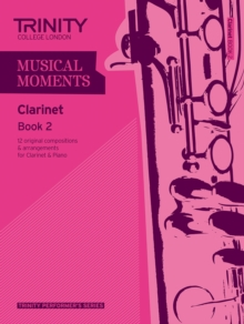 Musical Moments Clarinet : Book 2, Paperback Book