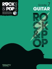 Trinity Rock & Pop Exams: Guitar Grade 7, Mixed media product Book