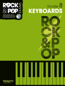 Trinity Rock & Pop Keyboards Grade 8, Mixed media product Book