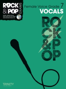 Trinity Rock & Pop Exams: Vocals Grade 7 (Female Voice), Mixed media product Book