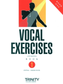Vocal Exercises : Book 1, Paperback Book