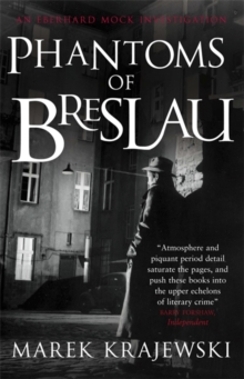 Phantoms of Breslau : An Eberhard Mock Investigation, Paperback Book