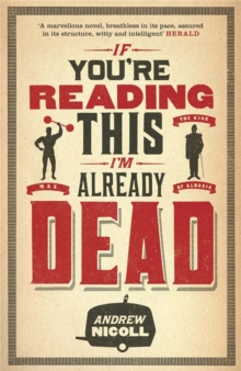 If You're Reading This, I'm Already Dead, Paperback Book