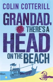 Grandad, There's a Head on the Beach : A Jimm Juree Novel, Paperback Book