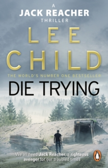 Die Trying : (Jack Reacher 2), Paperback Book