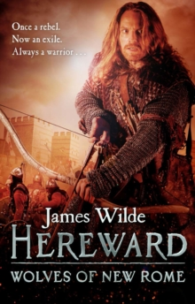 Hereward: Wolves of New Rome, Paperback Book
