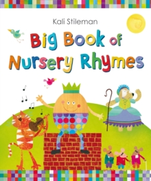 Big Book of Nursery Rhymes, Hardback Book