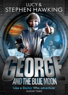 George and the Blue Moon, Hardback Book