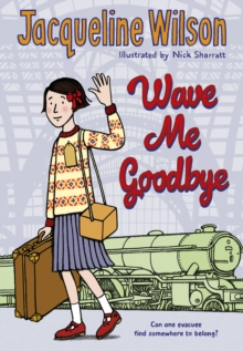 Wave Me Goodbye, Hardback Book