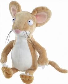 GRUFFALO MOUSE 9  SOFT TOY,  Book
