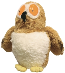 GRUFFALO OWL 7 INCH SOFT TOY,  Book