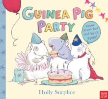 Guinea Pig Party, Paperback Book