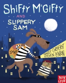Shifty McGifty and Slippery Sam, Paperback Book