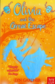 Olivia and the Great Escape, Paperback Book