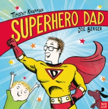 Superhero Dad, Paperback Book
