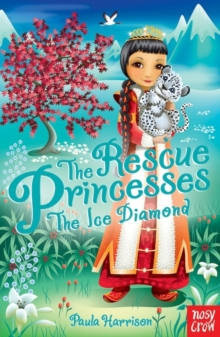 Rescue Princesses: The Ice Diamond, Paperback Book