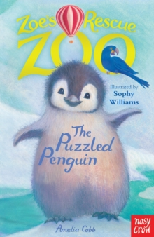Zoe's Rescue Zoo: The Puzzled Penguin, Paperback Book