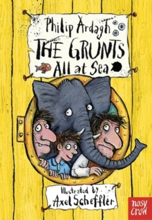 The Grunts All at Sea, Paperback Book