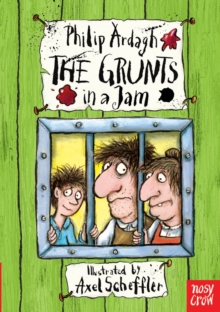 The Grunts in a Jam, Paperback Book