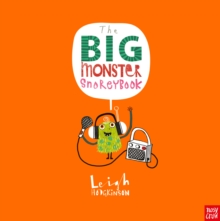 The Big Monster Snoreybook, Paperback Book