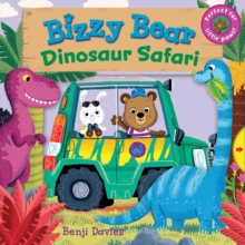 Bizzy Bear: Dinosaur Safari, Board book Book