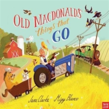 Old Macdonald's Things That Go, Hardback Book