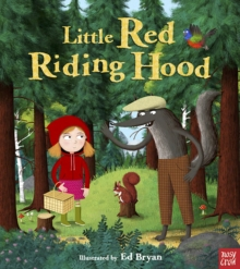 Fairy Tales: Little Red Riding Hood, Paperback Book