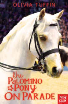 The Palomino Pony on Parade, Paperback Book