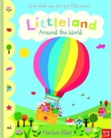 Littleland: Around the World, Board book Book