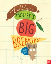 LITTLE MOUSES BIG BREAKFAST, Paperback Book