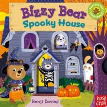 Bizzy Bear: Spooky House, Board book Book