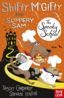 Shifty Mcgifty and Slippery Sam: The Spooky School : Two-Colour Fiction for 5+ Readers, Paperback Book
